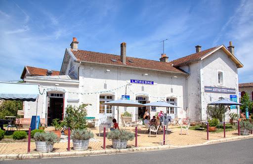 Gare de Latresne